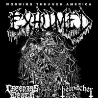 Bewitcher & Enforced Join Exhumed on 'Worming Through America' Fall Tour Photo