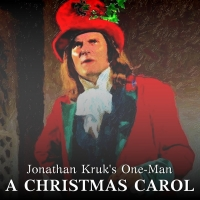 Jonathan Kruk Brings Family-Friendly, One-Man, Holiday Spectacle A CHRISTMAS CAROL To Photo