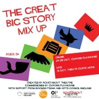 Roustabout and Oxford Playhouse Present New Interactive Family Show, THE GREAT BIG ST Photo