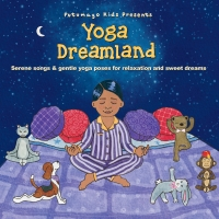 Putumayo Kids Presents Yoga Dreamland + Live Virtual Family Yoga Session March 13 Photo