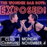 Cabaret Stars Billy Anderson And John C. Hume Join Line-up For Club Cumming's New Mon Photo