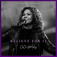 CeCe Winans Announces New Album 'Believe For It' Photo