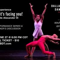 Dallas Black Dance Theatre Will Host Legacy Performance Series & Dance Maker's Discussion Photo