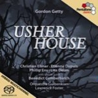 Be Prepared To Be Scared with USHER HOUSE Opera Photo