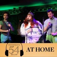 WATCH: 54 Celebrates Mel Brooks on #54BelowAtHome at 6:30pm!