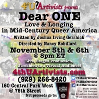 DEAR ONE: LOVE & LONGING IN MID-CENTURY QUEER AMERICA Comes To UWS Church Photo