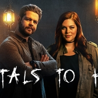 Jack Osbourne and Katrina Weidman Return for New Season of Travel Channel's PORTALS T Photo