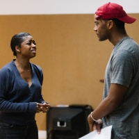 Photo Flash: First Look at Montego Glover, Joshua Boone and More in Rehearsals for AL Photo
