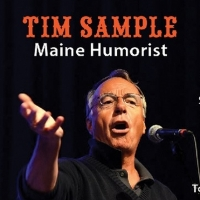City Theater Hosts An Evening With Maine Humorist Tim Sample Photo