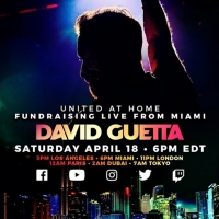 David Guetta to Go Live for 90 Minute 'United From Home' Performance