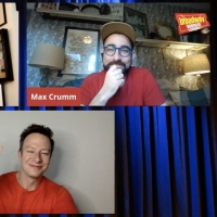 VIDEO: BURNING MAN's Max Crumm and Tally Sessions Visit Backstage LIVE with Richard R Photo