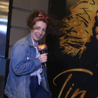 BWW Exclusive: Allison Frasca Is Rollin' Over to TINA on The Broadway Break(down)!