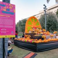 Grand Park To Host Seventh Annual Downtown Dia De Los Muertos