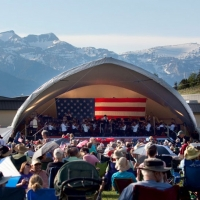Grand Teton Music Festival Welcomes Musicians And Audiences Back To Celebrate 60th Su Photo