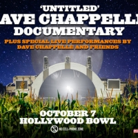 Dave Chapelle to Premiere New Documentary at Hollywood Bowl Photo