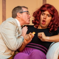 BWW Review: LEADING LADIES at Florence Community Theater is Uproarious Good Fun!