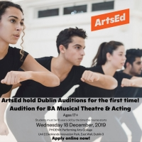 Leading UK Drama School ArtsEd Takes Auditions To Ireland