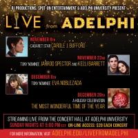 Adelphi Announces Live Concert Series Photo