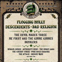 Flogging Molly's Salty Dog Cruise 2020 Lineup Announced Feat. Descendents, Bad Religion, & More