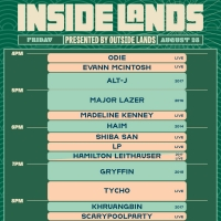 Outside Lands Announces Full Schedule for Inside Lands Virtual Festival Photo