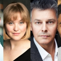 The Barn Theatre Announce Cast For New Production Of Patrick Barlow's BEN HUR
