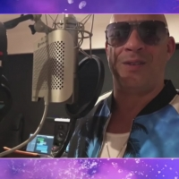 VIDEO: Vin Diesel Debuts New Song 'Feel Like I Do' on THE KELLY CLARKSON SHOW Photo
