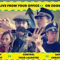 Guest Blog: Christian Loveless On Zoom-based Spoof Mystery Drama MURDER ON THE 28TH F Photo