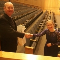 Jennifer Nicole Campbell Celebrates Bastille Day With Michael Scullin and The Delaware County Symphony