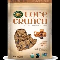 LOVE CRUNCH Debuts Salted Caramel Pretzel Granola Photo