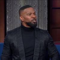 VIDEO: Jamie Foxx Shares Advice from Norman Lear on THE LATE SHOW WITH STEPHEN COLBER Video
