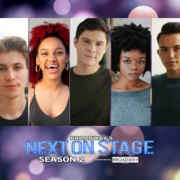 Meet Our NEXT ON STAGE: SEASON 2 College Top 5! Photo