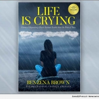 LIFE IS CRYING by Benzena Brown Announced as Book Excellence Award Finalist Photo