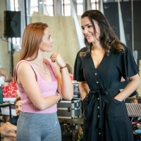 Samantha Barks and Stephanie McKeon Share Details About FROZEN in the West End Photo
