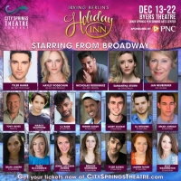 City Springs Theatre Presents The Regional Premiere Of HOLIDAY INN Photo