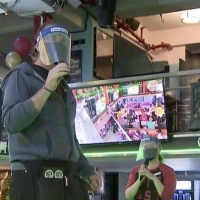 VIDEO: Ellen's Stardust Diner Waitstaff Performs in Protective Face Coverings Photo