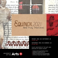 University of the Arts Presents EQUINOX FESTIVAL 2021 Photo