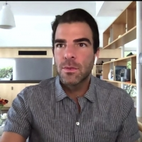 VIDEO: Zachary Quinto Talks About the Broadway Shutdown on GOOD MORNING AMERICA
