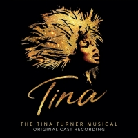 TINA - THE TINA TURNER MUSICAL Original Cast Recording Out on Gold-Colored Vinyl Toda Album
