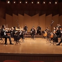 VIDEO: IN Series and Tehran Symphony Orchestra Members Perform From 'Serse' as Part of INV Photo