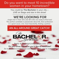 Kravis Center Issues Casting Call for THE BACHELOR LIVE ON STAGE Photo