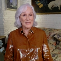 VIDEO: Glenn Close Talks Creating Characters in Quarantine on THE LATE SHOW WITH STEP Photo