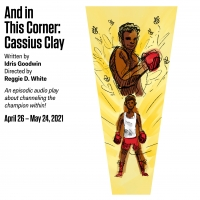 Atlantic for Kids' Audio Production of AND IN THIS CORNER: CASSIUS CLAY Available On  Photo