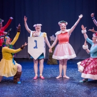 PINKALICIOUS And ANGELINA BALLERINA Featured In Vital Theatre Fall Season Photo
