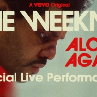 VIDEO: The Weeknd and Vevo announce Official Live Performance Trilogy Photo