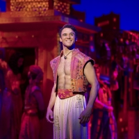 BWW Interview: Clinton Greenspan Flies to New Heights as Broadway's Newest Aladdin Photo