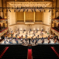 Boston Symphony Orchestra Returns to Symphony Hall for First Time Since Pandemic Perf Photo
