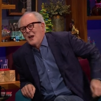 VIDEO: John Lithgow Talks SANTA on THE LATE LATE SHOW Video