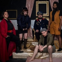 BWW Review: THE TRIUMPH OF MAN: A COMEDY IN TWO ACTS at Rumpus, 100 Sixth Street, Bow Photo