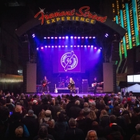 Chart-Topping Country Music Sensations Perform During Downtown Hoedown