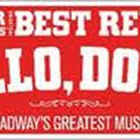 HELLO, DOLLY! At The Orpheum Tickets On Sale Friday